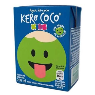 Água de Coco Kero Coco Kids 200ml Pepsi Cola