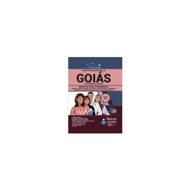 Imagem de Apostila Prefeitura de Goiás - GO 2020 - Fundamental