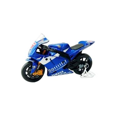 Imagem de Miniatura Moto Yamaha Factory Racing Team Maisto 1:18