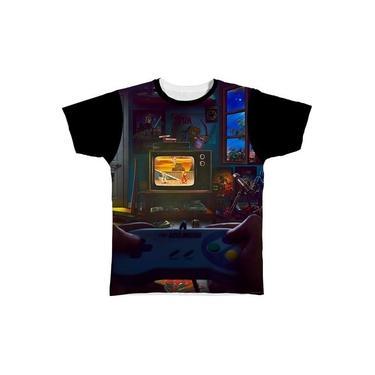 Camiseta Camisa Playstation X Box Controle Jogos Jogo Game16