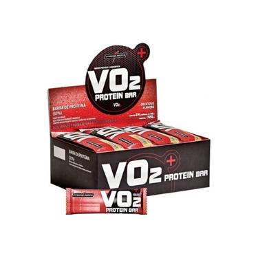 Whey Bar Vo2 30g Caixa C/ 24 Unidades Integralmédica