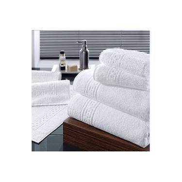 Imagem de Toalha Banho Altenburg Soft Plus Branco - 75cm x 1,40m