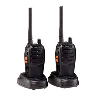 Radio Comunicador, Intelbras, Preta