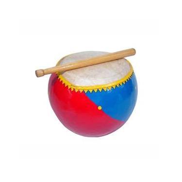 Imagem de  Instrumento - Tambor de Cabaça