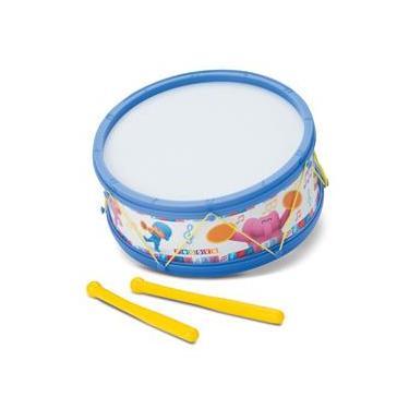 Imagem de Instrumento Tamborete Infantil Turma Pocoyo Cardoso Toys