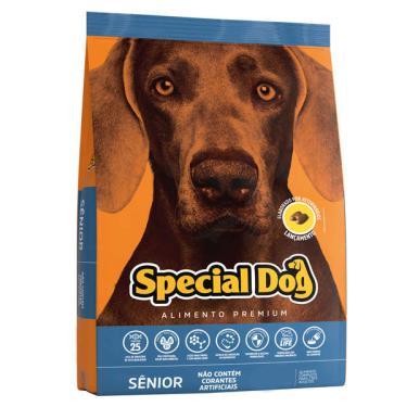 Ração Special Dog Ultralife Sênior para Cães de Raças Médias e Grandes - 15 Kg