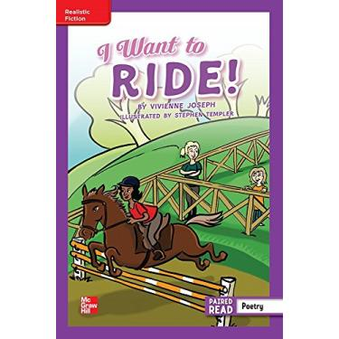 Reading Wonders, Grade 5, Leveled Reader I Want to Ride!, ELL, Unit 2, 6-Pack