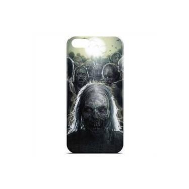 Capa Para Iphone 5 E 5s De Plástico - The Walking Dead   Zumbis