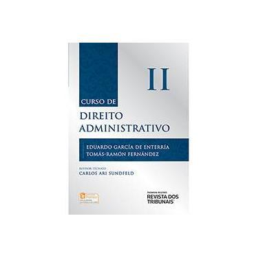 Curso de Direito Administrativo - Vol. 2 - Enterría, Eduardo García De; Fernández, Tomás-ramón - 9788520356920