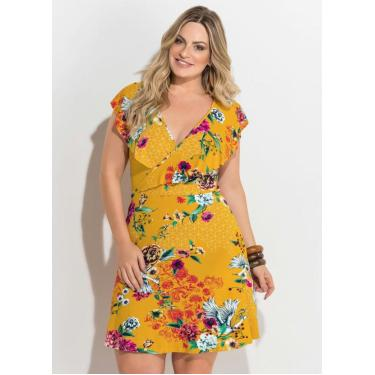 cb52c7cdb Vestido Floral   Moda e Acessórios   Comparar preço de Vestido - Zoom