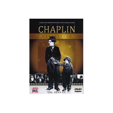 Dvd Charlie Chaplin Definitivo Vol. 08