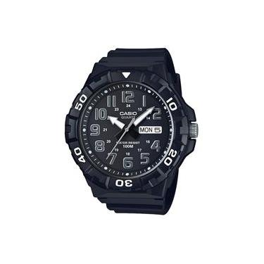 0cb7ebd1313 Relógio Masculino Casio Analógico MRW-210H-1AVDF - Preto