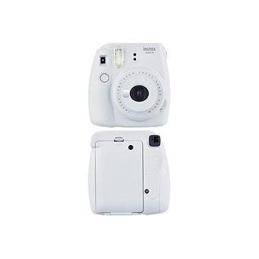 993b7291d2bcd Câmera Instax Mini 9 Branco Gelo - Fujifilm