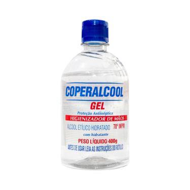 Álcool em Gel para Mãos Coperalcool com 400g 400g