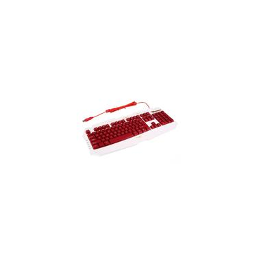 Teclado retroiluminado ergonômico USB com fio para jogadores com LED de qualidade do teclado para jogos