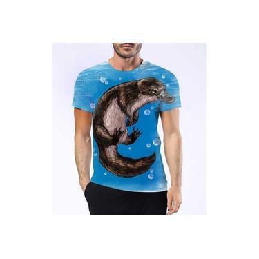 Camisa Camiseta Ornitorrinco Castor Pato Mamífero Veneno 5
