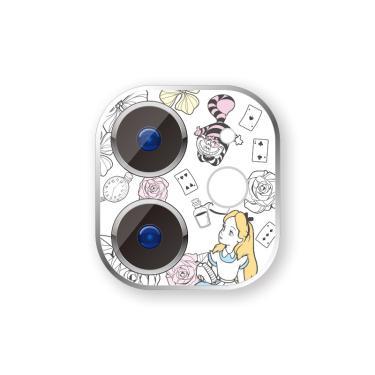 Disney 2021 bonito congelado dos desenhos animados princesa aishacamera protetor caso para iphone 11
