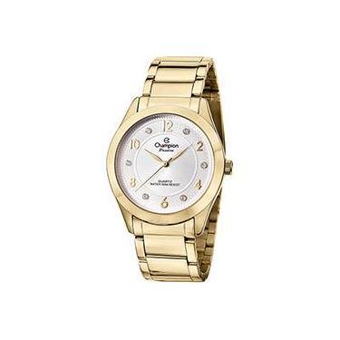 0a4960392dc Relógio Feminino Champion Analógico Social CN29230H