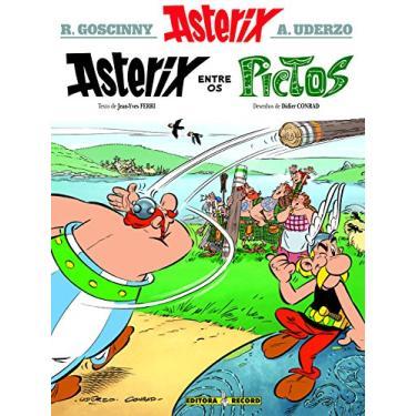 Asterix Entre os Pictos - Didier Conrad, Jean Yves-ferri - 9788501404565