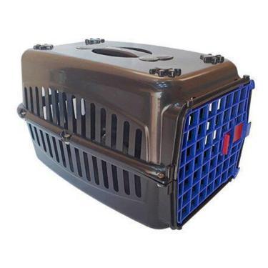 Caixa de transporte n.2 Cachorro Gato Pequeno Médio Porte RB