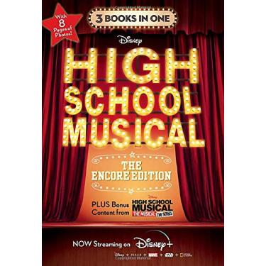 HSMTMTS: High School Musical: The Encore Edition Junior Novelization Bind-up