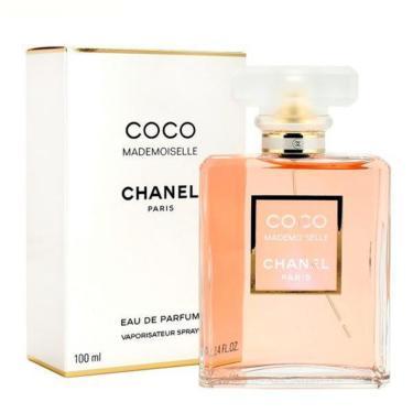Imagem de Perfume Coco Chanel Mademoiselle - Parfum - 100ml Fem