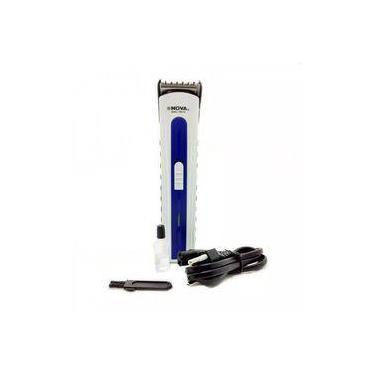 Máquina de Barbear Elétrico Nova NHC-3915 Bivolt