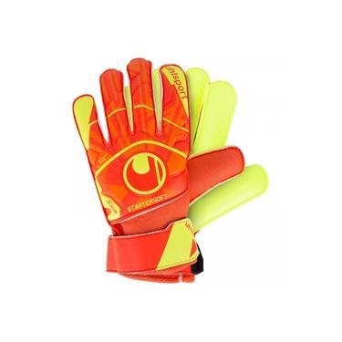 Luvas de Goleiro Uhlsport Dynamic Impulse Starter Soft - Infantil