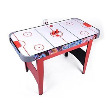 Mesa Air Hockey Winmax Wmg77678 Branco