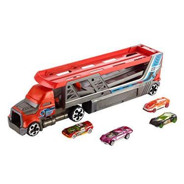 Imagem de Caminhão Lançador, Hot Wheels, Mattel