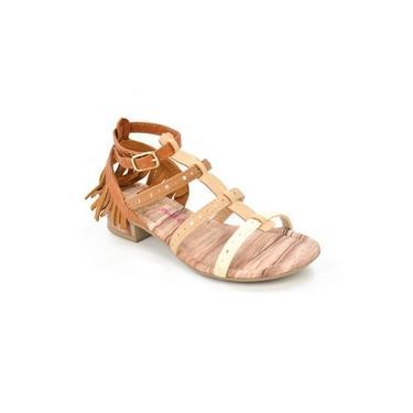 Sandalia Menina Avela/caramelo W8653 Pink Cats 12058
