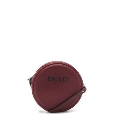 Bolsa Colcci Logo Vinho  feminino