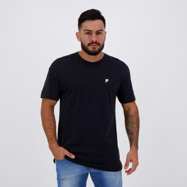 Camiseta Fila Trendy II Preta - M