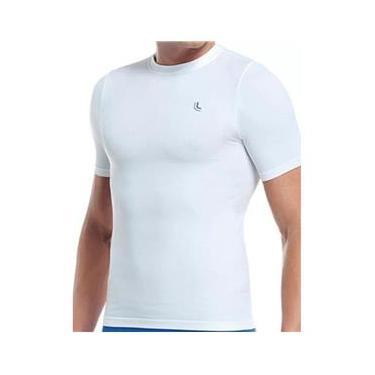 Fitness Musculação Masculina Lupo - Camiseta Térmica Lupo t-shirt termica i-power ref.70040-001