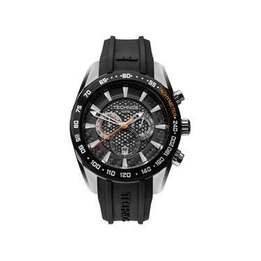 27248a10ecf06 Relógio de Pulso Masculino Technos Borracha   Joalheria   Comparar ...