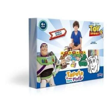 Imagem de Tapete De Atividades Para Pintar  Toy Story 4 - 2608 - Toyster