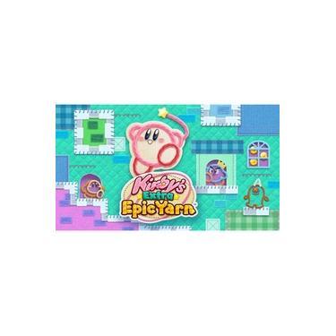 Gift Card Digital Kirbby Epic Yarn para Nintendo Switch