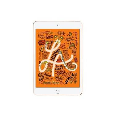 iPad mini 5 Apple, Tela Retina, 64GB, Dourado, Wi-Fi + Cellular - MUX72BZ/A