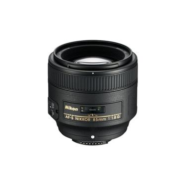 Imagem de Lente Objetiva AF-S Nikkor 85mm F/1.8G Nikon