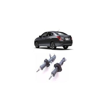 Imagem de Amortecedor Nissan Versa Dianteiro (2011 Até 2018) O Par