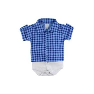 Body Camisa Bebe Menino Yellow Bee 25f9f29006ede