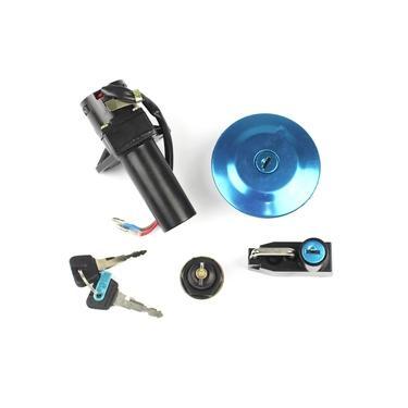 Kit de Ignição e Conjunto de travas Magnetron para Yamaha YBR 125 Factor E K 2009 a 2015 - YBR 125