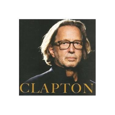 CD Eric Clapton - Clapton (2010) Blues Rock Soft