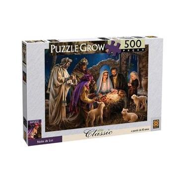 Puzzle Grow Jogo de Luz 02894 - 500 Peças