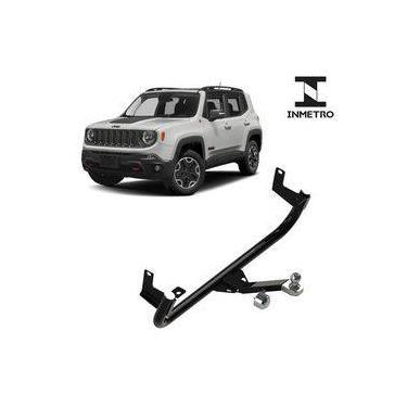 Engate Reboque Jeep Renegade 2015 Em Diante