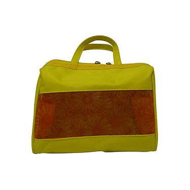 Necessaire Lovelly Floral - Amarelo - Apparatos