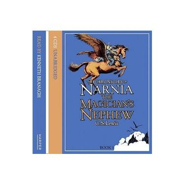 The Magician's Nephew (The Chronicles of Narnia, Book 1) (The Chronicles of Narnia) [Audio]