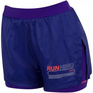 Shorts Fila Run Gear - Feminino Fila Feminino