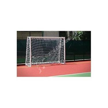 Par de Rede de Futsal Oficial Fio 2 Reforçado Matrix