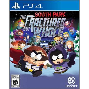 Jogo South Park A Fenda Que Abunda Força - Ps4